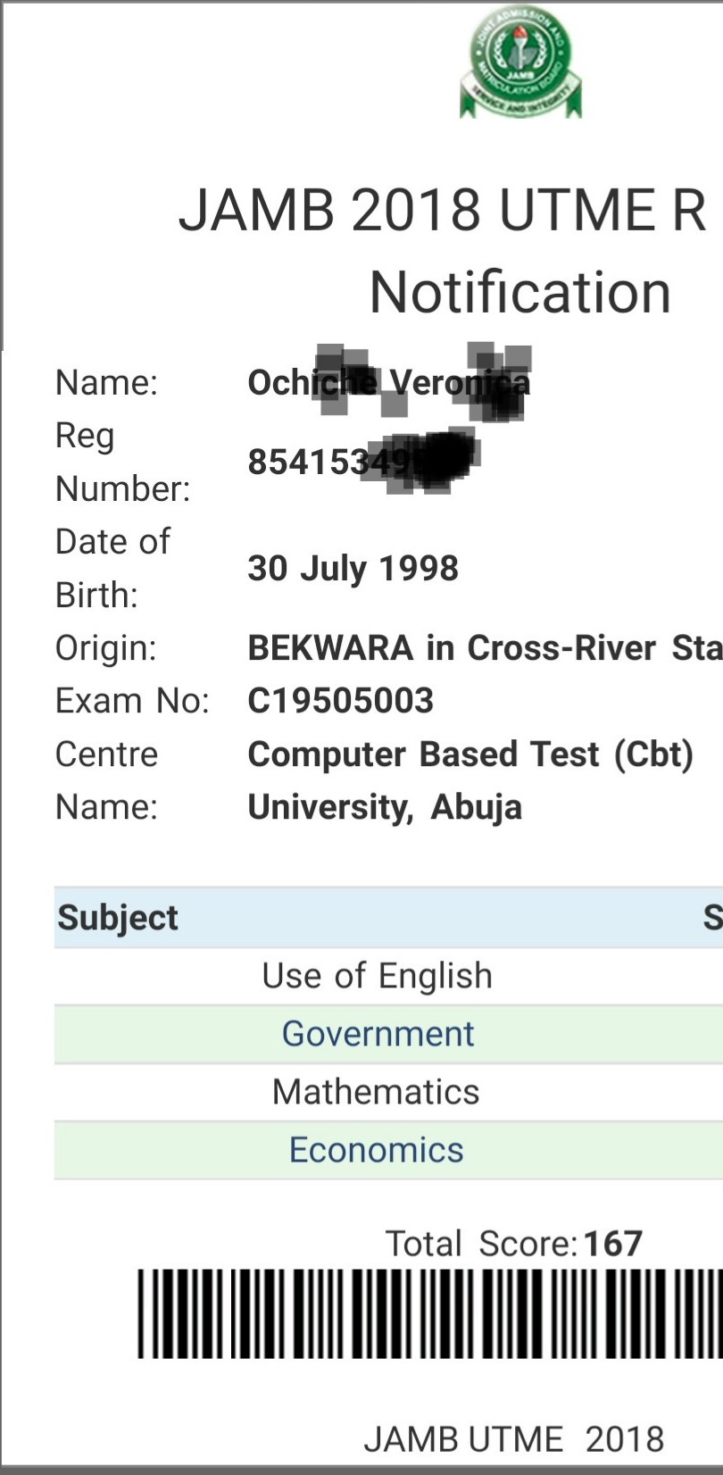 Post Image 1 |  THERE WILL BE RELEASE OF SOME JAMB RESULTS THESE  => Jamb Utme Connect - My Exam Point